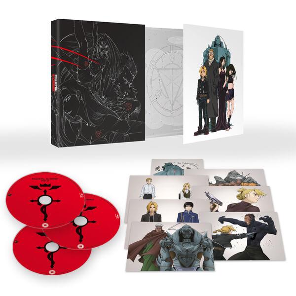 Fullmetal Alchemist - Ultimate Edition (Limitée à 1000 exemplaires)