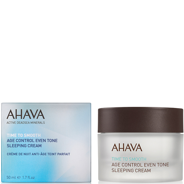 AHAVA Age Control Even Tone Sleeping Cream
