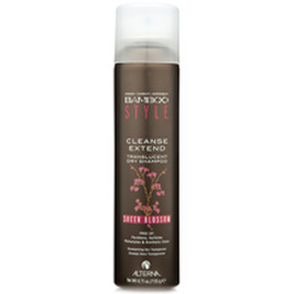 Alterna BAMBOO Style Cleanse Extend Translucent Dry Shampoo - Sheer Blossom