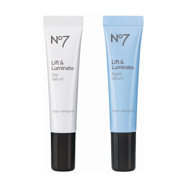 number 7 serum lift and luminate