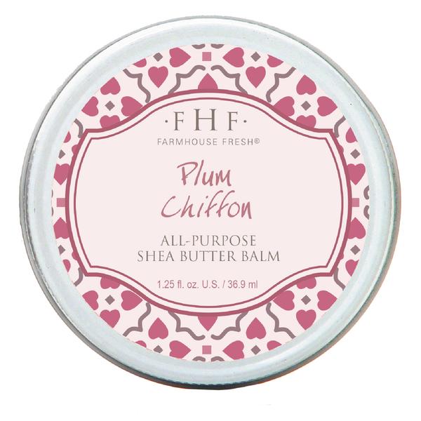 FarmHouse Fresh Plum Chiffon All-Purpose Shea Butter Balm