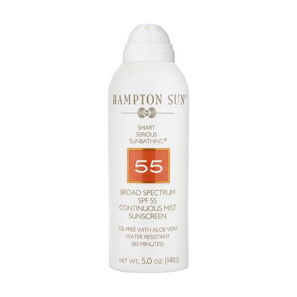 Hampton Sun SPF 55 Continuous Mist Sunscreen