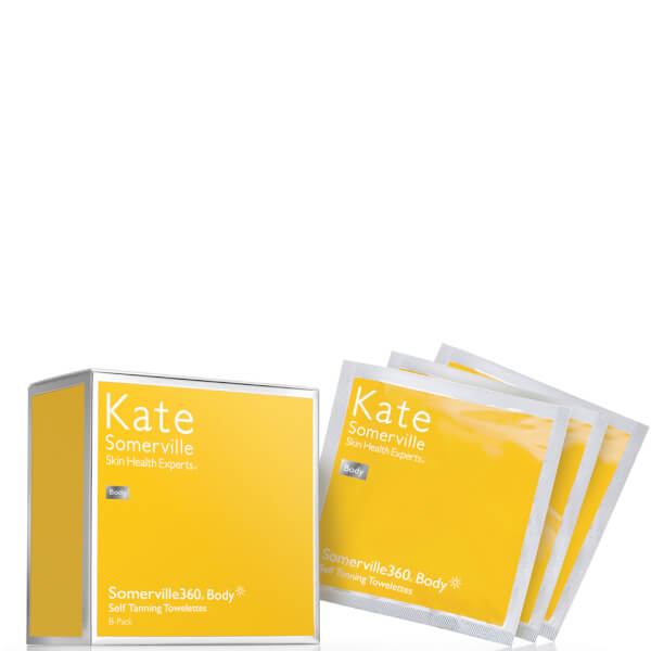 Kate Somerville Somerville360 Body Self Tanning Towelettes
