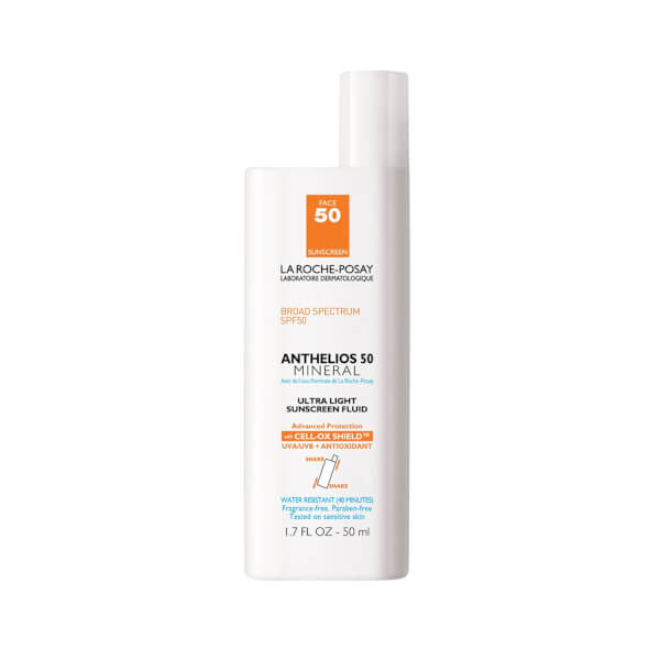 La Roche Posay Anthelios Mineral Ultra Light Sunscreen Fluid SPF 50