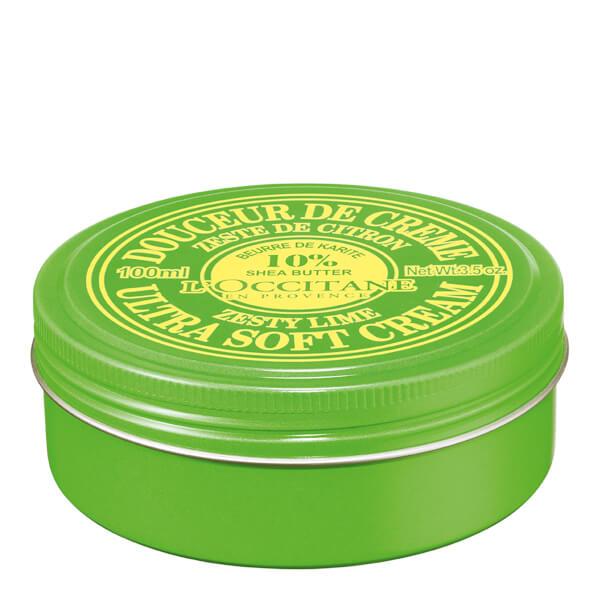 L'Occitane Shea Butter Ultra Soft Cream - Zesty Lime