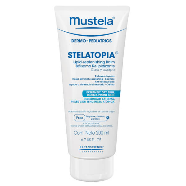 Mustela Stelatopia Lipid-Replenishing Balm