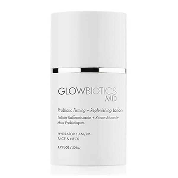 Glowbiotics MD Probiotic Firming + Replenishing Lotion