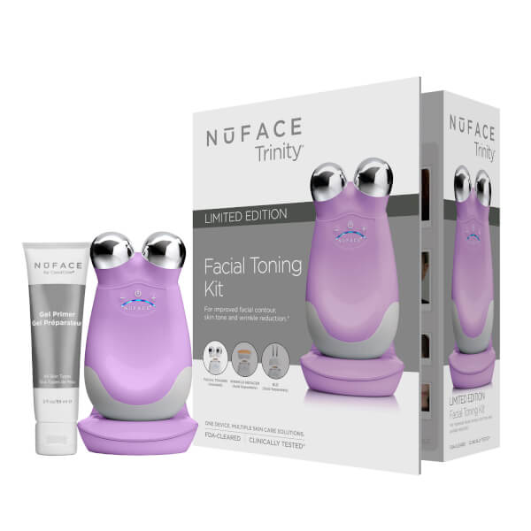 NuFACE Trinity - Lilac Bloom