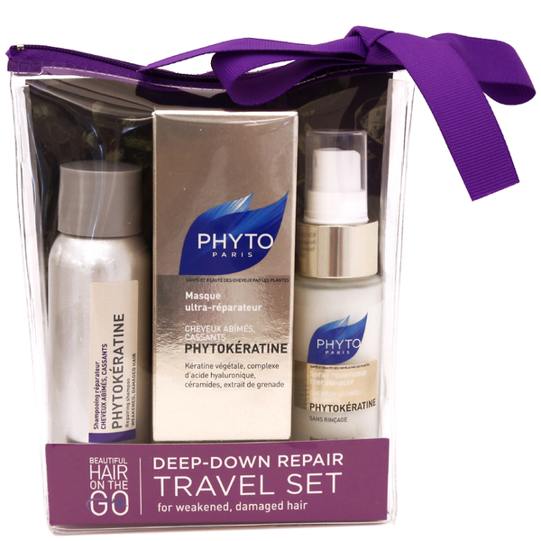 Phyto Deep-Down Repair Travel Set