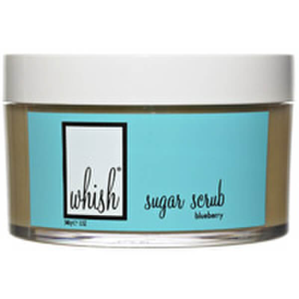 Whish Three Whishes Sugar Scrub - Blueberry