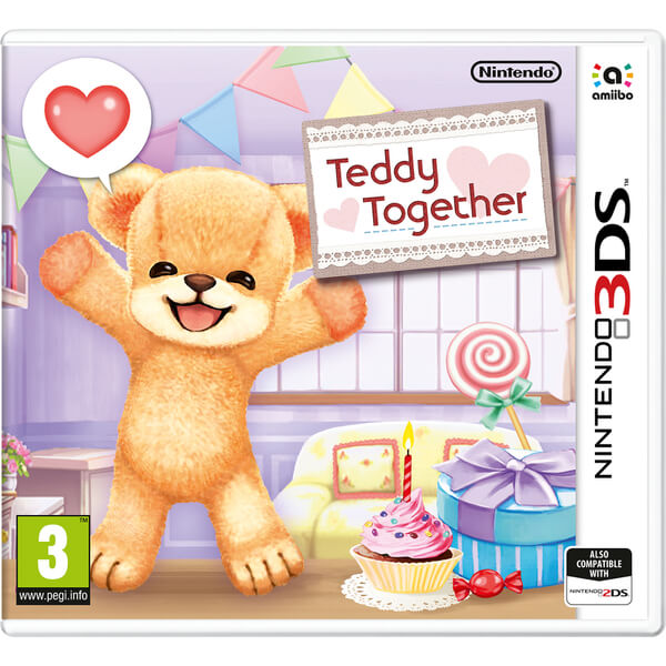 Teddy Together - Digital Download