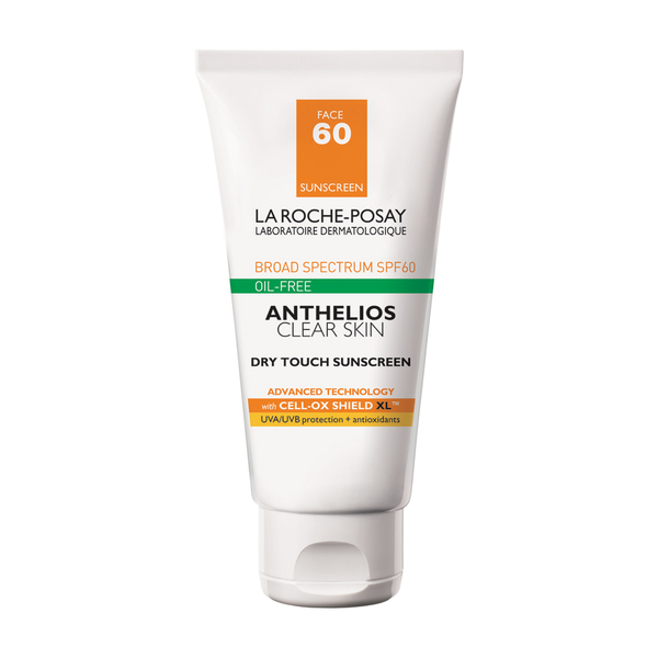 La Roche Posay Anthelios Clear Skin Dry Touch Sunscreen SPF 60