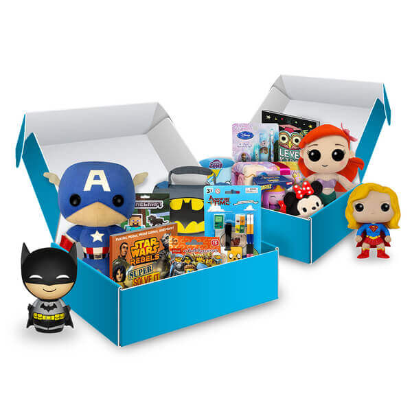 My Geek Box October - Boys Box