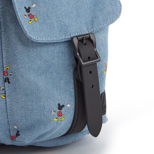 fe5399d87897 Herschel Supply Co. Women s Dawson Disney Backpack - Denim Black Poly   Image 4