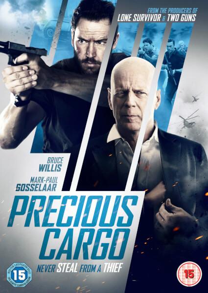 Precious Cargo Dvd Zavvi