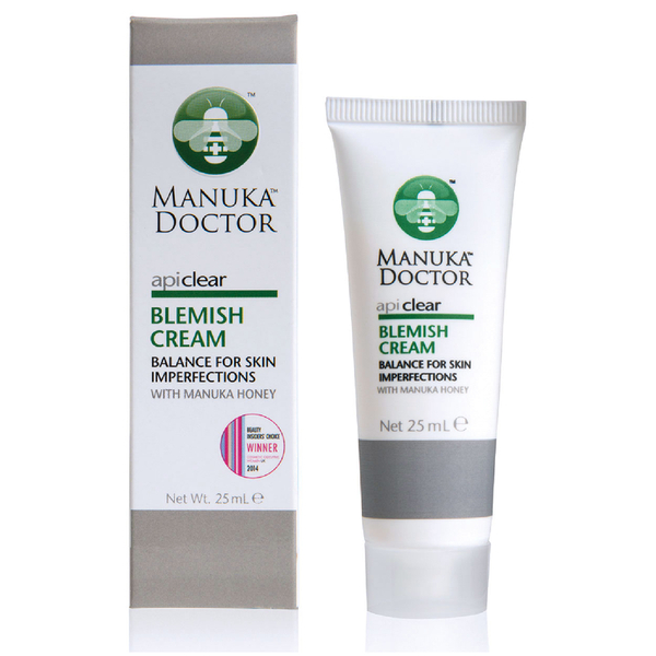 Crema anti-imperfecciones ApiClear de 25 ml de Manuka Doctor