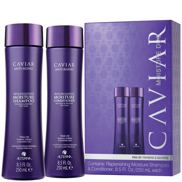 Alterna Caviar Anti-Aging Replenishing Moisture Duo
