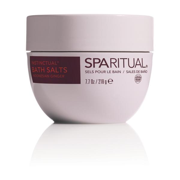 SpaRitual Instinctual Organic Bath Salts