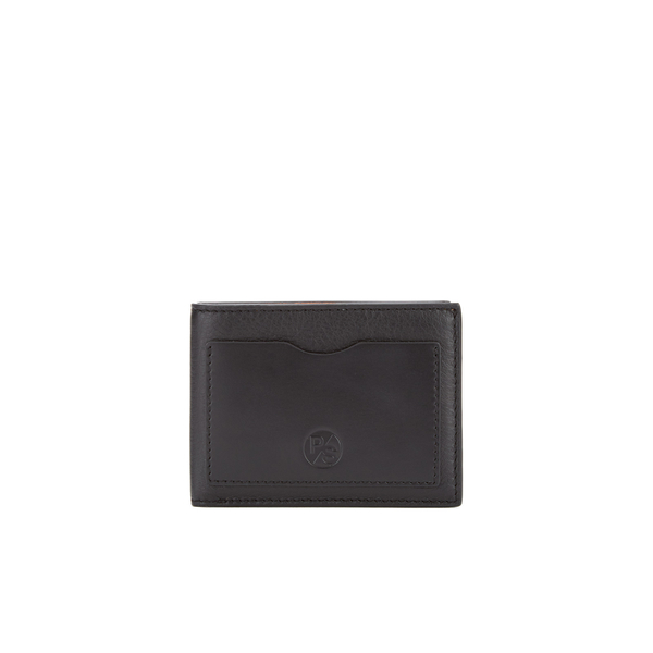 PS by Paul Smith Men's Billfold Wallet - Black