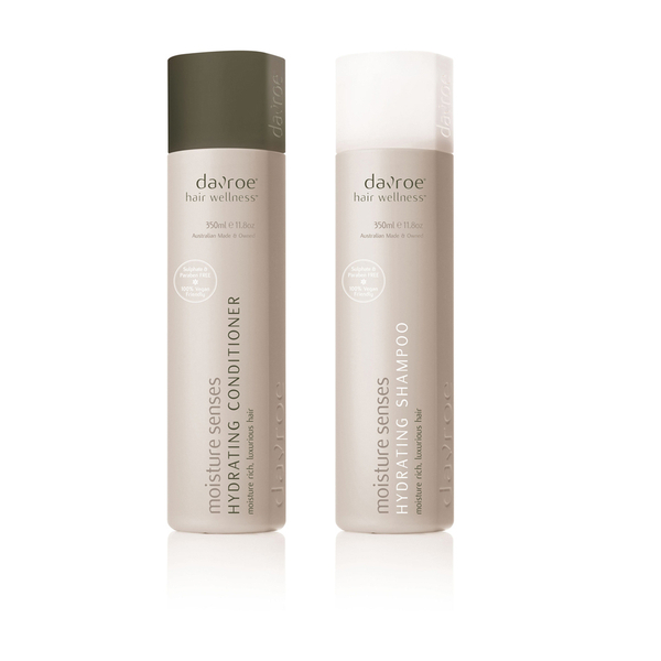 Davroe Moisture Senses Shampoo and Conditioner