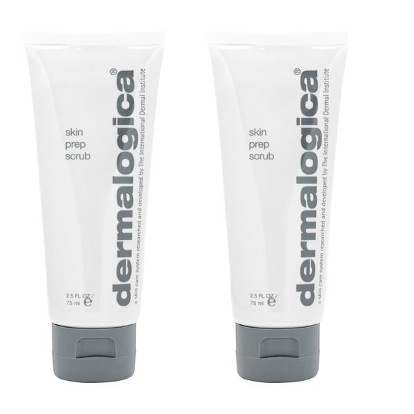 2x Dermalogica Skin Prep Scrub