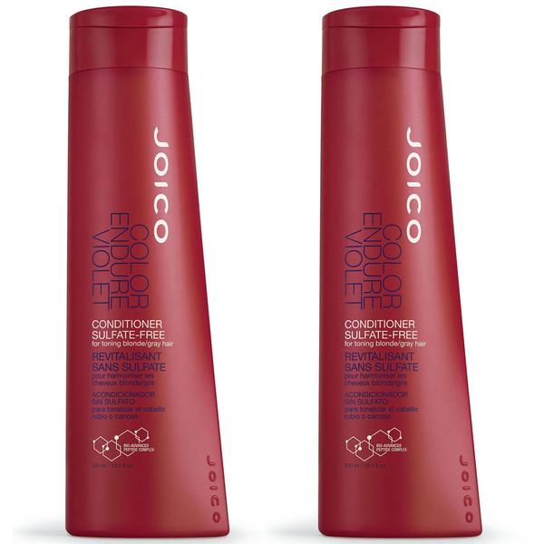 2x Joico Color Endure Violet Conditioner 300ml