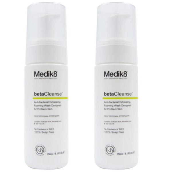 2x Medik8 betaCleanse