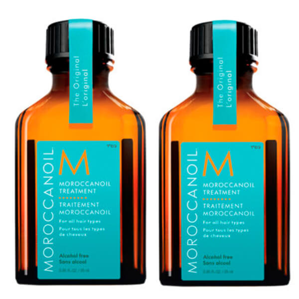 2x Moroccanoil Original Treatment 25ml