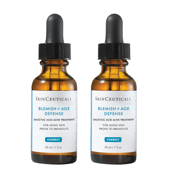 2x Skinceuticals Blemish + Age Defense 30ml