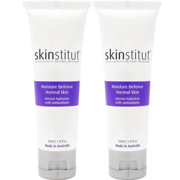 2x Skinstitut Moisture Defense Normal Skin