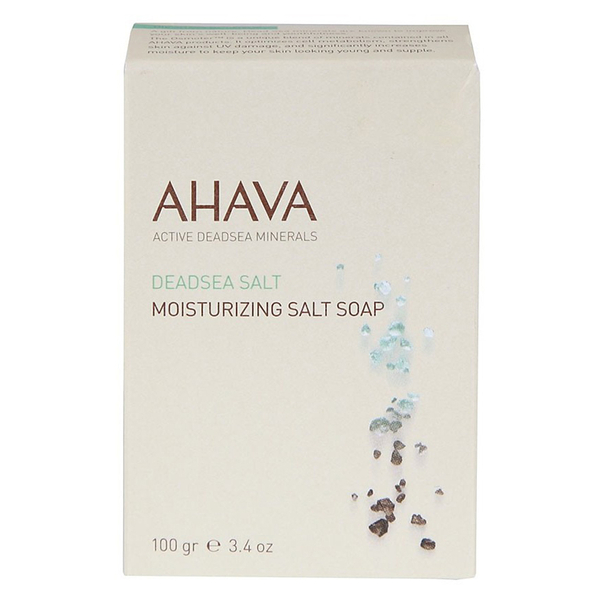 AHAVA Mineral Salt Soap