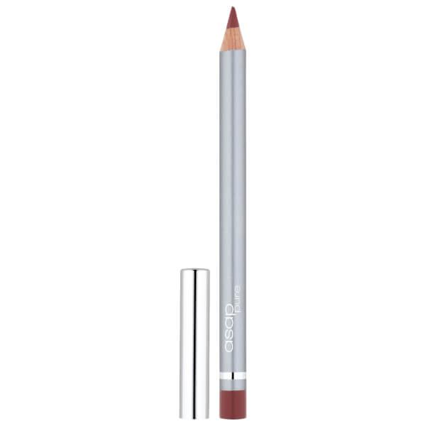 asap mineral lip pencil- two