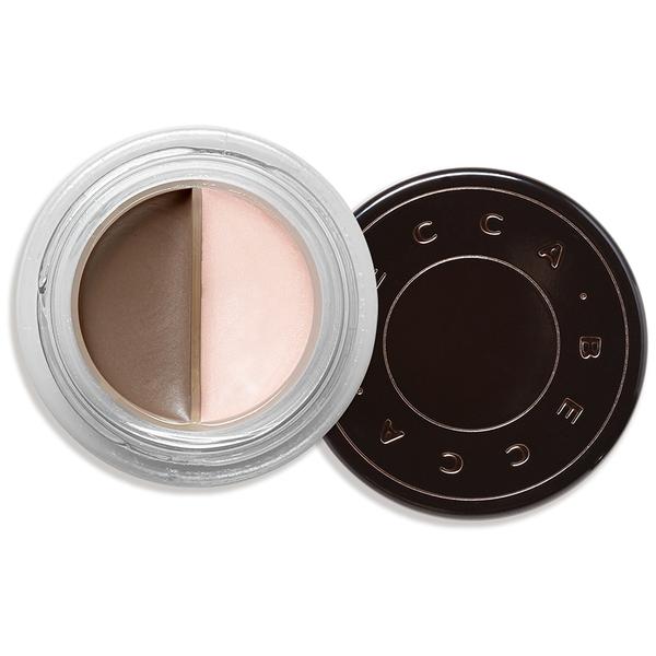 BECCA Shadow & Light Brow Contour Mousse - Cocoa