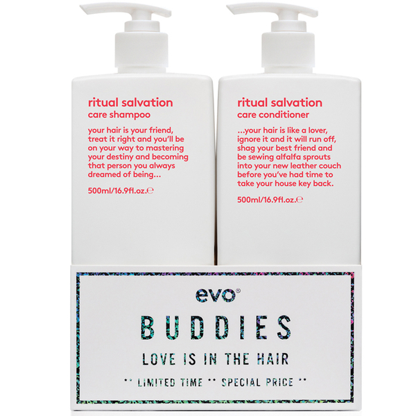 EVO Buddies - Love is in the hair