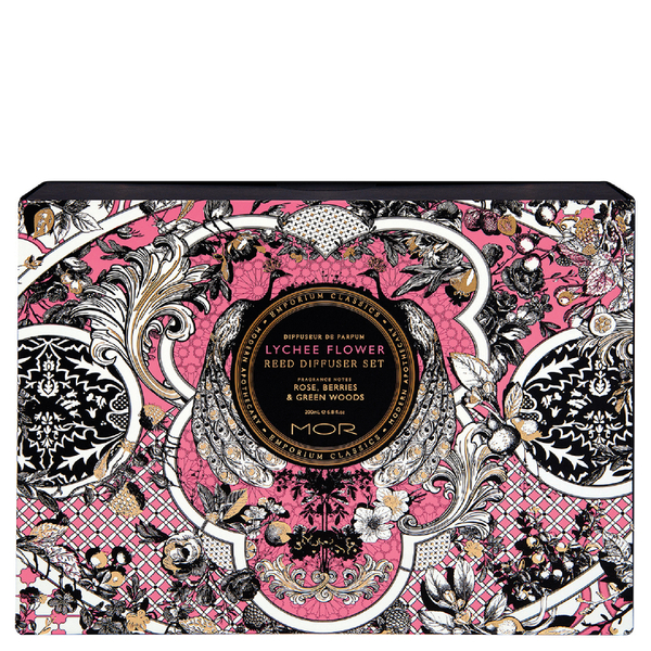 MOR Emporium Classics - Lychee Flower Home Diffuser Kit