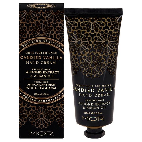 MOR Emporium Classics - Candied Vanilla Hand Cream