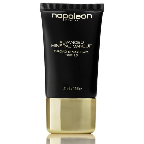 Napoleon Perdis Advanced Mineral Makeup SPF15- Look 1