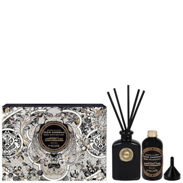 MOR Snow Gardenia Home Diffuser Kit 200ml