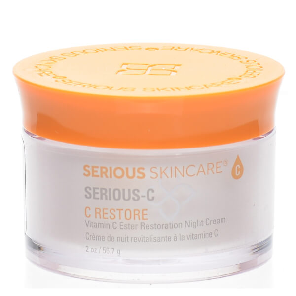 Serious Skincare C Restore Restoration Night Cream