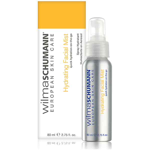 Wilma Schumann Hydrating Facial Mist 80ml