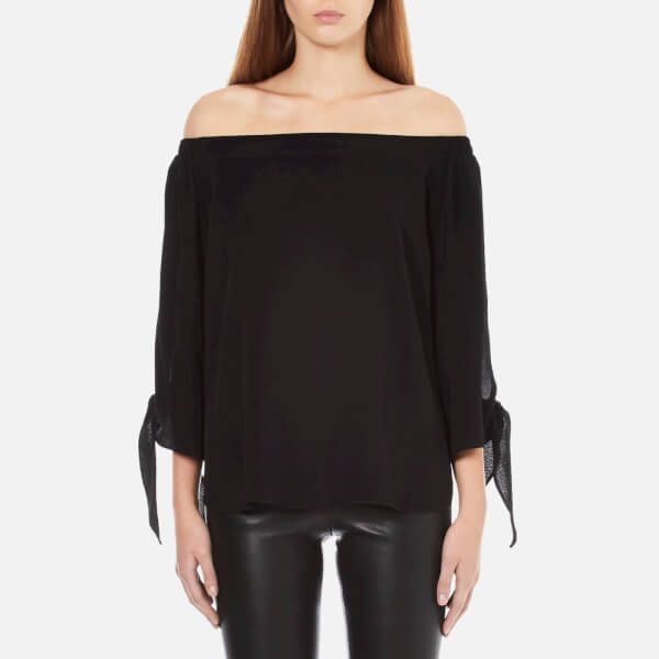 Gestuz Women's Emma Blouse - Black