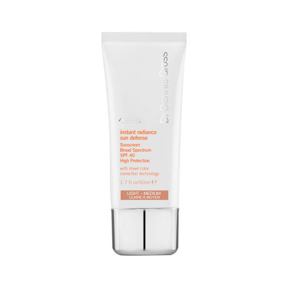 Dr. Dennis Gross Instant Radiance Sun Defense Sunscreen SPF 40 Light-Medium