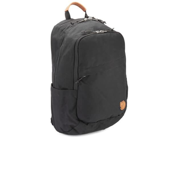 Fjallraven Raven 20l Backpack Black Free Uk Delivery
