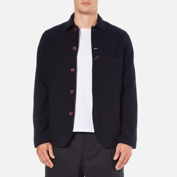 Universal Works Men's Chore Jacket - Navy