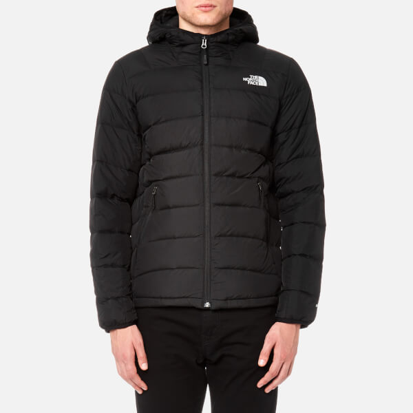 9dc156b133 The North Face Men s La Paz Hooded Jacket - TNF Black Clothing ...