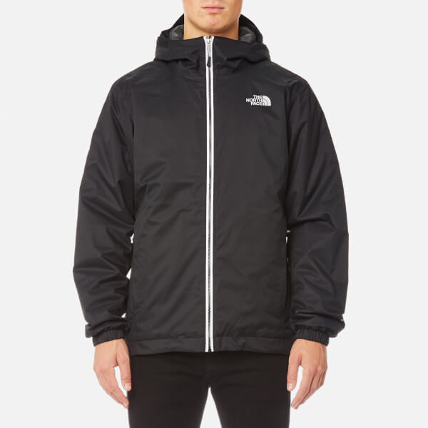 The North Face Men s Quest Insulated Jacket - TNF Black Clothing ... e435404fd