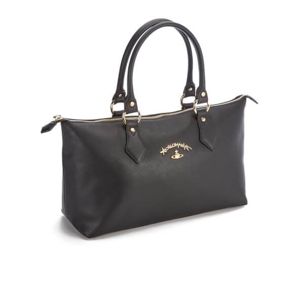 Vivienne Westwood Women s Divina Tote Bag - Black  Image 3 1a4b05228be0f
