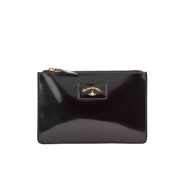 Vivienne Westwood Women's Newcastle Clutch Bag - Black