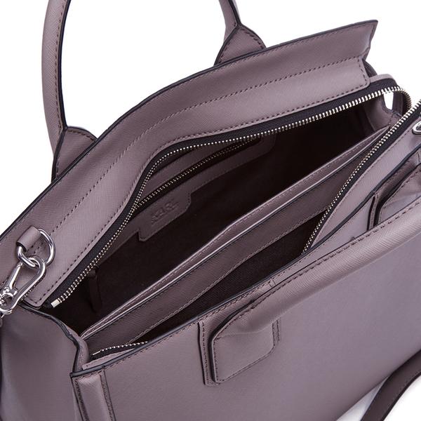 1ca352cc6fb8 Karl Lagerfeld Women s K Klassik Tote Bag - Rosy Brown  Image 5