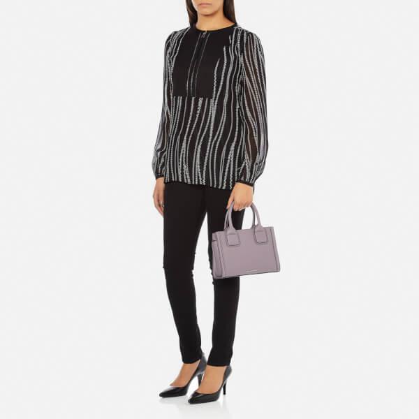29bf418f522c Karl Lagerfeld Women s K Klassik Mini Tote Bag - Rosy Brown Womens ...